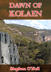 Dawn Of Kolaen Cover